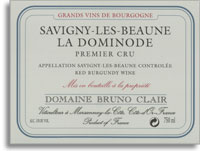 2006 Domaine Bruno Clair Savigny-les-Beaune La Dominode
