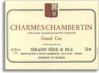 2007 Domaine Christian Serafin Charmes-Chambertin