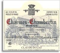 2010 Domaine Claude Dugat Charmes-Chambertin