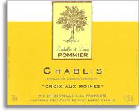 2013 Domaine Denis et Isabelle Pommier Chablis Croix aux Moines
