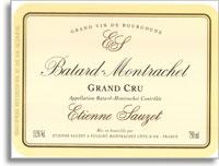 2009 Domaine Sauzet Batard-Montrachet