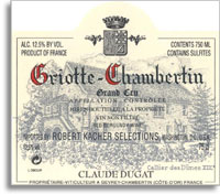 2010 Domaine Claude Dugat Griottes-Chambertin