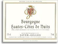 2011 Domaine Jayer Gilles Hautes Cotes De Nuits