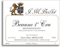 2010 Domaine Jean-Marc Boillot Beaune Les Montrevenots