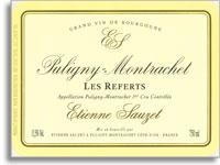 2005 Domaine Sauzet Puligny-Montrachet Referts