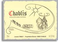 2008 Domaine Laurent Tribut Chablis
