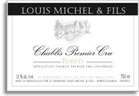2010 Domaine Louis Michel Chablis Forets