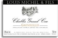 2010 Domaine Louis Michel Chablis Grenouilles