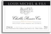 2010 Domaine Louis Michel Chablis Montmain