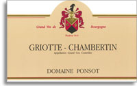2012 Domaine Ponsot Griotte-Chambertin