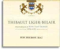 2007 Domaine Thibault Liger-Belair Richebourg