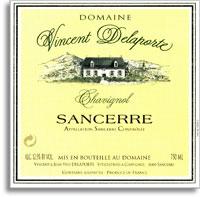 2010 Domaine Vincent Delaporte Sancerre Chavignol