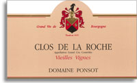 2007 Domaine Ponsot Clos De La Roche Cuvee Vieilles Vignes