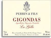 2007 Famille Perrin Gigondas La Gille