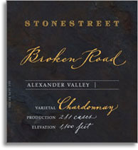2007 Jackson Family Wines Chardonnay Broken Road Alexander Valley