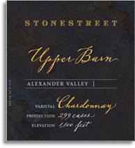 2012 Jackson Family Wines Chardonnay Upper Barn Block Alexander Valley