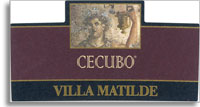 2007 Villa Matilde Cecubo Igt Campania