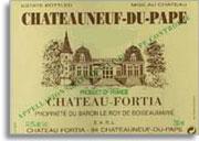 2013 Chateau Fortia Chateauneuf-du-Pape