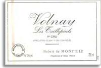 2012 Domaine De Montille Volnay 1er Cru Les Taillepieds