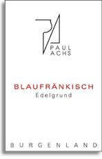 2006 Paul Achs Blaufrankisch Edelgrund