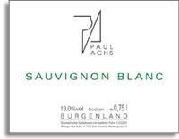 2008 Paul Achs Sauvignon Blanc