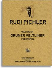 2008 Rudi Pichler Gruner Veltliner Federspiel Wachauer