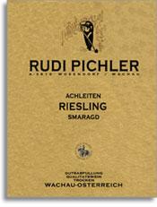 2009 Rudi Pichler Riesling Smaragd Achleiten