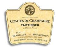 2004 Taittinger Comtes De Champagne Blanc De Blancs Brut