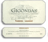 2011 Tardieu-Laurent Gigondas Vieilles Vignes