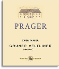 2007 Weingut Prager Gruner Veltliner Smaragd Zwerithaler