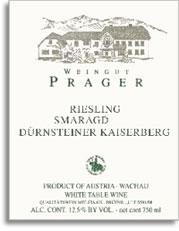 2013 Weingut Prager Riesling Smaragd Kaiserberg