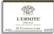 2010 Maison Chapoutier Ermitage L'Ermite