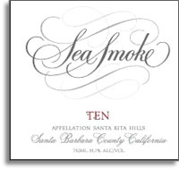 2010 Sea Smoke Cellars Pinot Noir Ten Sta Rita Hills