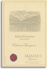 2004 Araujo Estate Cabernet Sauvignon Eisele Vineyard Napa Valley