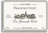 2010 Francois Cotat Sancerre La Grande Cote