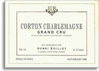 2007 Domaine Jean Boillot/Maison Henri Boillot Corton-Charlemagne