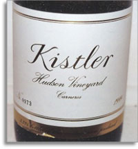 2009 Kistler Vineyards Chardonnay Hudson Vineyard Carneros