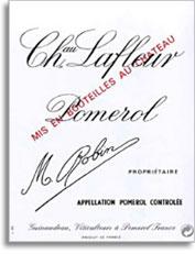 2010 Chateau Lafleur Pomerol