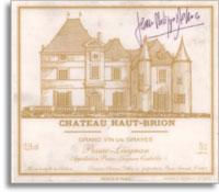 2011 Chateau Haut Brion Pessac-Leognan Blanc