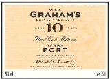 NV Graham Tawny Port 10 Year Old
