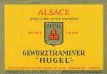 2009 Hugel Et Fils Gewurztraminer