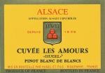 2008 Hugel Et Fils Pinot Blanc Cuvee Les Amours