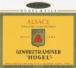 2007 Hugel Et Fils Gewurztraminer Selection De Grains Nobles
