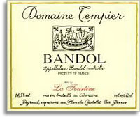 2011 Domaine Tempier Bandol Tourtine