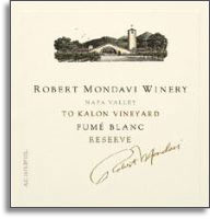 2010 Robert Mondavi Winery Fume Blanc To-Kalon Vineyard I Block Napa Valley