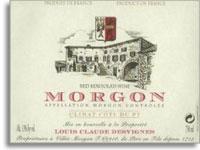 2011 Domaine Louis-Claude Desvignes Morgon Cote du Py