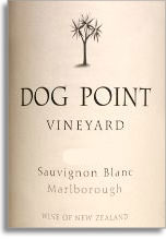 2011 Dog Point Vineyard Sauvignon Blanc Marlborough