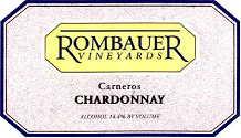 2010 Rombauer Vineyards Chardonnay Carneros