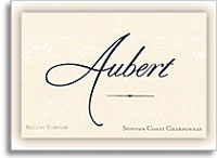 2007 Aubert Wines Chardonnay Reuling Vineyard Sonoma Coast