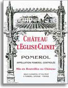2011 Chateau L'Eglise Clinet Pomerol